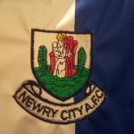 The Newry City AFC logo.