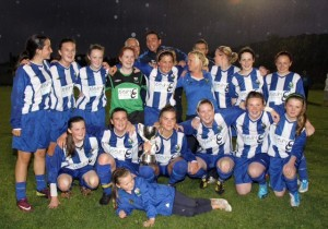 Newry City Ladies Football team