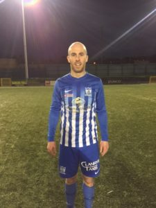 Man of the Match: Kevin McArdle
