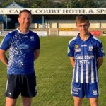 Darren Mullen & James Teelan Signing